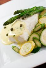 easy recipe for Baked Halibut Recipe