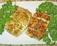 Balsamic Crust Black Cod