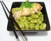 Basil Pesto Pasta with Chicken