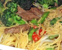 Beef Chow Mien Recipe
