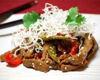 Beef Teriyaki Stir Fry Recipe