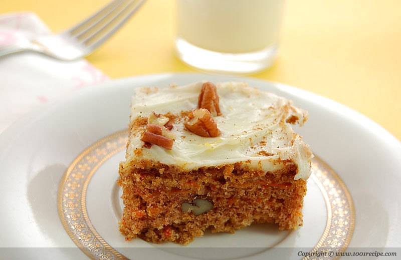 with cream cheese icing what jessica baked next carrot cake with cream ...