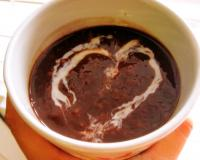 Champorado or Chocolate Rice Porridge