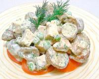 Chicken And Potato Salad Recipe