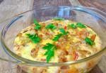 Chicken and Vegetables Frittata