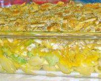 Chicken, Broccoli and Cheese Casserole