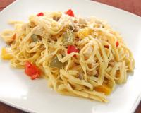 Chicken and Vegetables Pasta