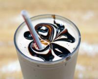 Chocolate Cocoa Milkshake Recipe