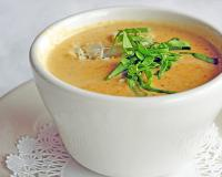 Dungeness Crab Bisque