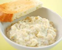 Eggplant yogurt Dip Recipe