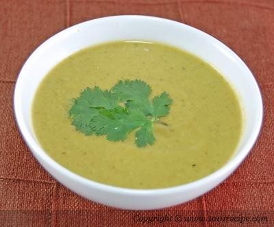 Green peas soup recipes