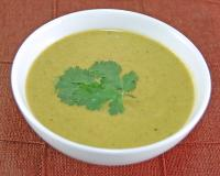 Green Peas Soup