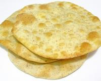 Lavash Bread Or Tandori Roti Recipe