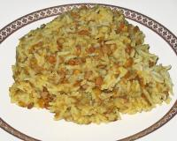 Lentil and Rice Pilaf Recipe