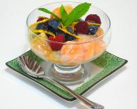 Mixed Fruit Dessert Recipe
