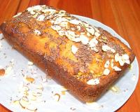 Orange Coconut Bread