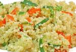 easy recipe for Quinoa Salad Recipe