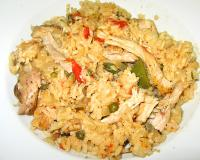 Rice Chicken Recipe
