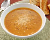 Roasted Garlic and Tomato Soup Recipe