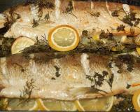 Roasted Whitefish Recipe