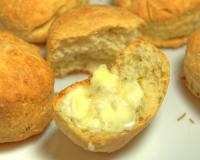 Rosemary And Parmesan Biscuit Recipe