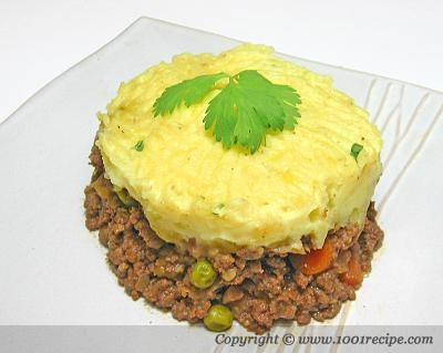 Recipes shepperds pie