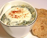 Spicy Spinach and Yogurt Dip Recipe