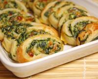 Spinach And Cheese Swril Recipe