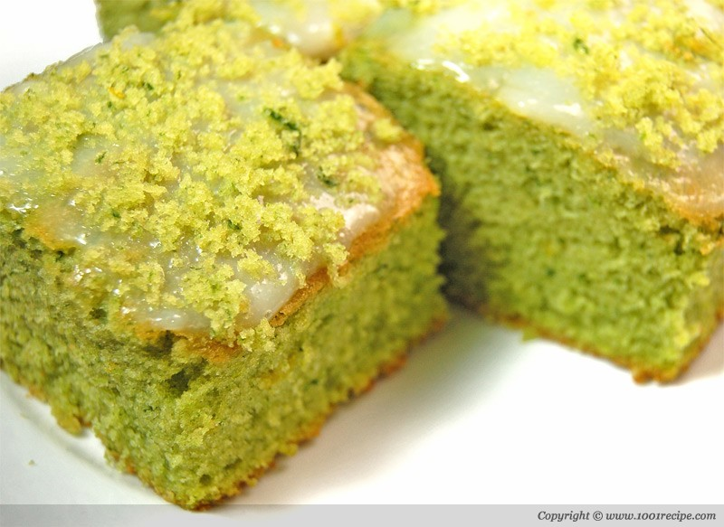 Spinach Cake Muffins Recipe — Dishmaps