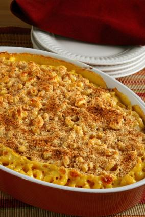 Tarragon Mac and Cheese