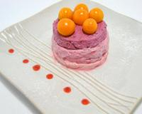 Three Berry Mousse