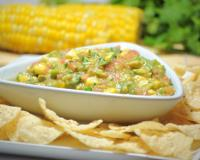 Vegetable Salsa Dip Recipe
