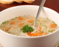 Vegetarian Noodle Soup Recipe