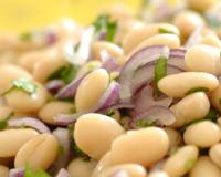 White Bean Red Onion Salad Recipe