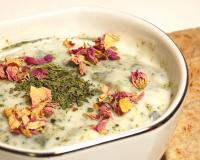 Yogurt and Herbs Dip